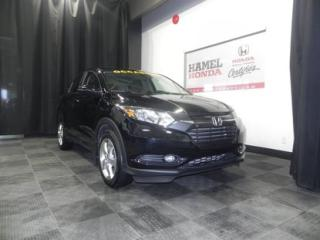 Used 2016 Honda HR-V EX AWD WOW MODÈELE RARE ET BELLE CONDITION ! for sale in St-Eustache, QC