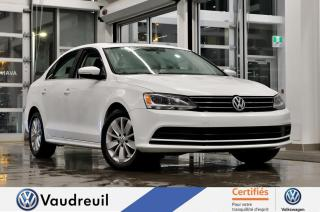 Used 2016 Volkswagen Jetta 1.4 TSI Trendline+ * TOIT * 16 POUCES for sale in Vaudreuil-Dorion, QC