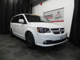 Used 2018 Dodge Grand Caravan GT BIEN ÉQUIPÉ!! for sale in St-Eustache, QC