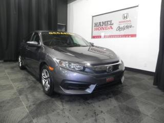 Used 2016 Honda Civic LX BEAU LOOK !!! for sale in St-Eustache, QC