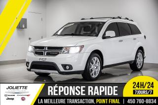 Used 2015 Dodge Journey R/T, AWD, CUIR, TOIT, 7 PASS, ATTACHE-ROMORQUE, DV for sale in Joliette, QC