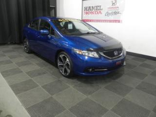 Used 2014 Honda Civic Si TOIT GPS for sale in St-Eustache, QC