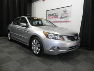 Used 2008 Honda Accord EX WOW SEULEMENT 39611KM for sale in St-Eustache, QC