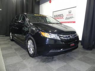Used 2017 Honda Odyssey EX-L PRATIQUE POUR LA FAMILLE !! for sale in St-Eustache, QC