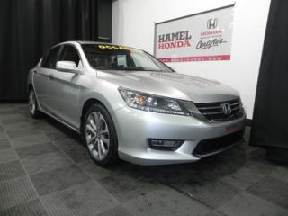Used 2013 Honda Accord Sport BEAU LOOK!! for sale in St-Eustache, QC