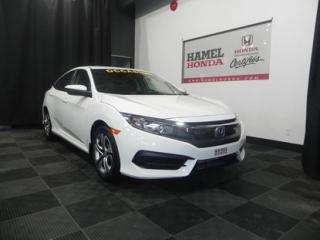 Used 2018 Honda Civic LX BEAU LOOK !! WOW 21157KM !!! for sale in St-Eustache, QC