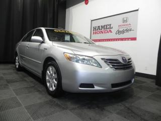 Used 2009 Toyota Camry Hybride WOW SEULEMENT 73 302KM !!! for sale in St-Eustache, QC