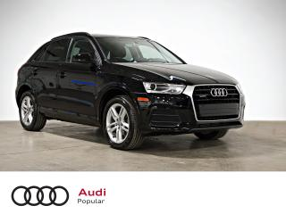 Used 2016 Audi Q3 2.0T Komfort quattro 4 portes for sale in Montréal, QC