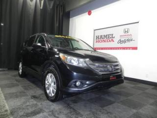 Used 2013 Honda CR-V EX-L AWD CUIR ET TOIT for sale in St-Eustache, QC