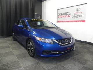 Used 2015 Honda Civic EX ÉCONOMIQUE for sale in St-Eustache, QC