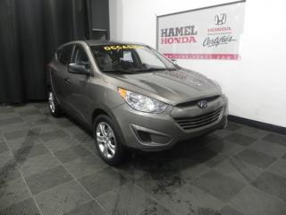 Used 2013 Hyundai Tucson GL for sale in St-Eustache, QC