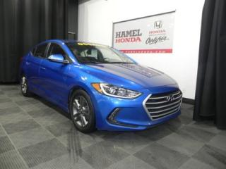 Used 2017 Hyundai Elantra GL Automatique EXCELLENT RAPPORT QUALITÉ PRIX ! for sale in St-Eustache, QC