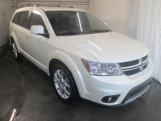 Used 2013 Dodge Journey SXT for sale in Laval, QC