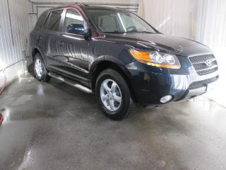 Used 2009 Hyundai Santa Fe LTD 4X4 for sale in Laval, QC