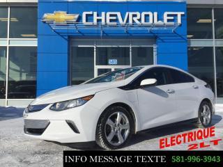 Used 2017 Chevrolet Volt 2LT ELECTRIQUE, PNEUS HIVER ET ETE INCLUS for sale in Ste-Marie, QC