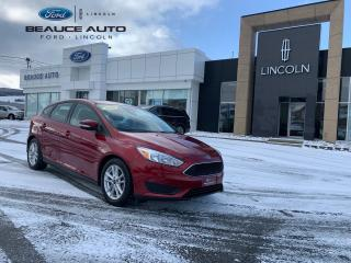 Used 2016 Ford Focus SE for sale in Beauceville, QC