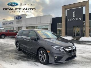 Used 2018 Honda Odyssey for sale in Beauceville, QC