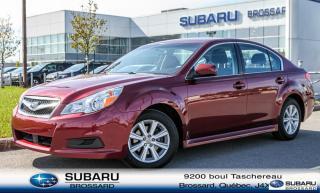 Used 2012 Subaru Legacy 2.5I for sale in Brossard, QC