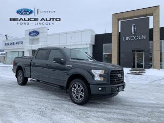 Used 2017 Ford F-150 F150 SUPERCREW for sale in Beauceville, QC