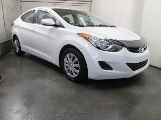 Used 2013 Hyundai Elantra Berline 4 pts tans manuelle *Disp. limit for sale in Laval, QC