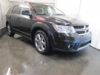 Used 2012 Dodge Journey SXT Crew for sale in Laval, QC