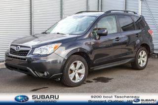 Used 2015 Subaru Forester - 2.5 Touring Pkg for sale in Brossard, QC