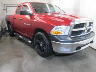 Used 2011 RAM 1500 Cabine quad 4RM, 140,5 po ST for sale in Laval, QC