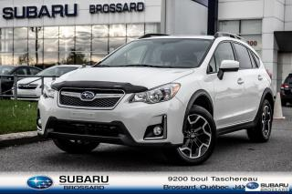 Used 2017 Subaru XV Crosstrek Touring for sale in Brossard, QC