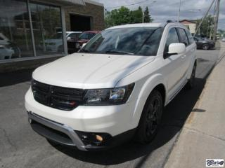 Used 2018 Dodge Journey Crossroad for sale in Varennes, QC