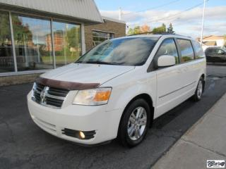 Used 2010 Dodge Grand Caravan SXT 4.0L for sale in Varennes, QC
