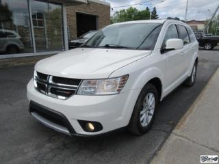 Used 2013 Dodge Journey SXT for sale in Varennes, QC