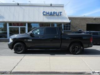 Used 2018 RAM 1500 TRADESMAN *TRÈS ÉQUIPÉ* for sale in Varennes, QC