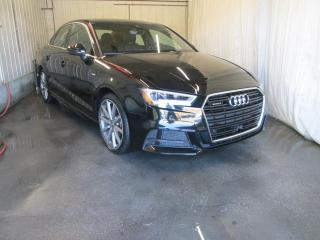 Used 2017 Audi A3 S LINE QUATTRO for sale in Laval, QC