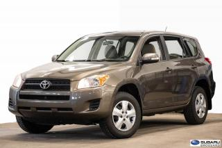 Used 2010 Toyota RAV4 - Base for sale in Brossard, QC
