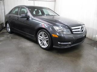 Used 2012 Mercedes-Benz C-Class c 250 4matic for sale in Laval, QC