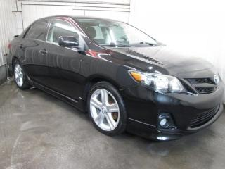 Used 2011 Toyota Corolla XRS for sale in Laval, QC