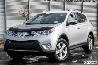 Used 2014 Toyota RAV4 XLE for sale in Brossard, QC