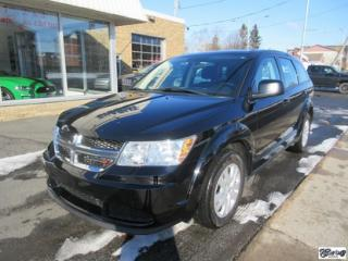 Used 2015 Dodge Journey SE for sale in Varennes, QC