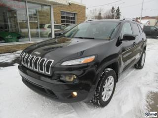 Used 2015 Jeep Cherokee ACTIVE DRIVE II for sale in Varennes, QC