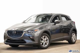 Used 2019 Mazda CX-3 - GS for sale in Brossard, QC
