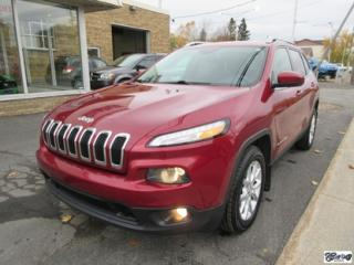 Used 2014 Jeep Cherokee *PNEUS+FREINS NEUFS* for sale in Varennes, QC