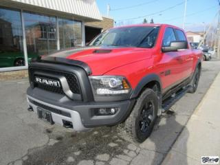 Used 2017 RAM 1500 Rebel *RAMBOX* for sale in Varennes, QC