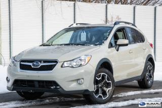 Used 2015 Subaru XV Crosstrek Touring Pkg for sale in Brossard, QC