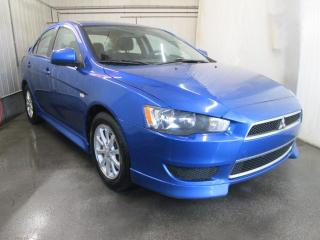 Used 2012 Mitsubishi Lancer SE for sale in Laval, QC