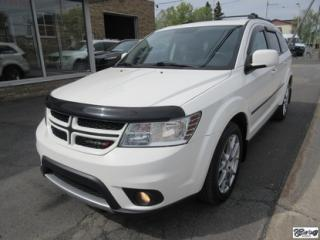 Used 2013 Dodge Journey R/T Rallye AWD for sale in Varennes, QC