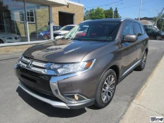 Used 2016 Mitsubishi Outlander TOURING **TOIT OUVRANT** for sale in Varennes, QC