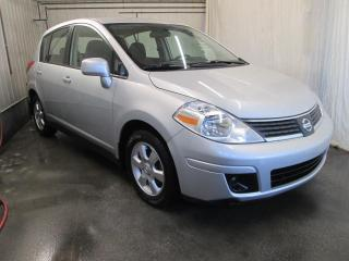 Used 2009 Nissan Versa SL for sale in Laval, QC