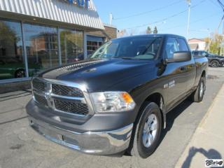Used 2018 RAM 1500 SXT for sale in Varennes, QC