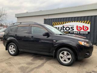 Used 2008 Mitsubishi Outlander for sale in Laval, QC