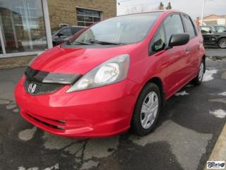 Used 2012 Honda Fit *AUTOMATIQUE* for sale in Varennes, QC
